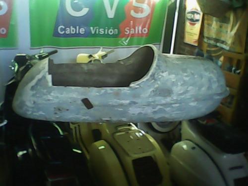 vespa-bote de side-car