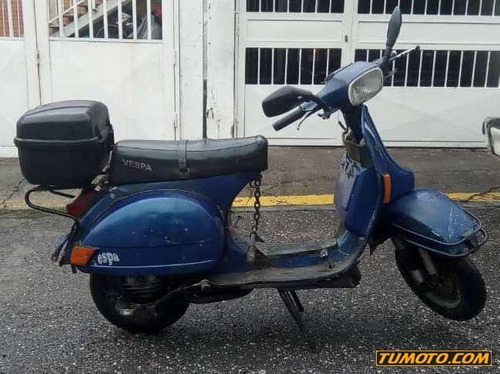vespa exclusive 126 cc - 250 cc