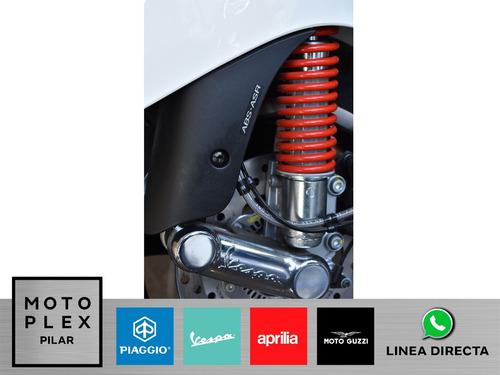 vespa gts 300 super  2018 entrega inmediata motoplex pilar