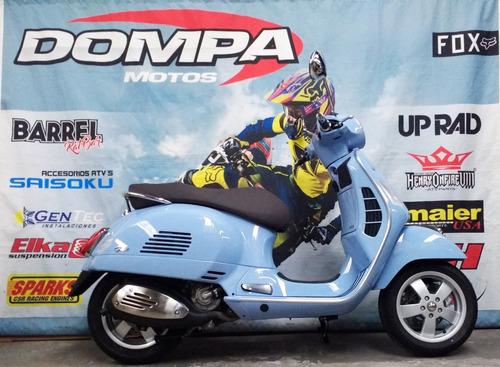 vespa gts scooter motos