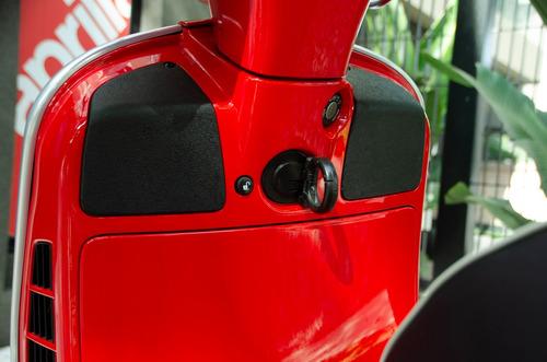 vespa gts super 300 roja abs 0 km - motoplex san isidro