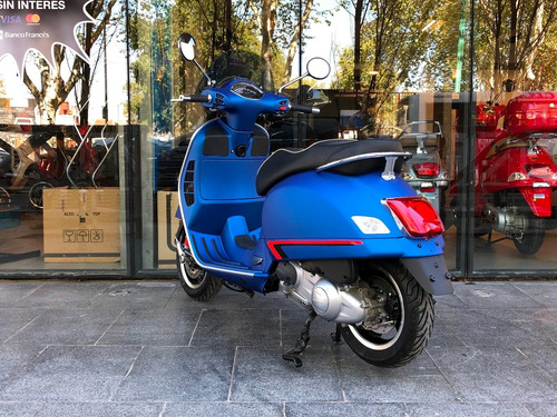 vespa gts super sport 300 (dolar billete) - scooter no honda