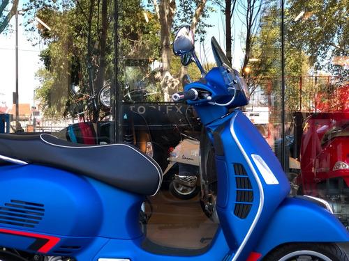 vespa gts super sport 300 - scooter no honda no benellii