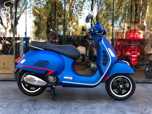 vespa gts super sport 300 - scooter no sym no yamaha