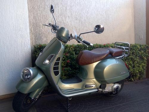 vespa gtv 250 cc 2009/10 edição limitada para colecionadores
