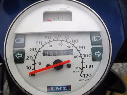 vespa lml star 150cc estándar 2012 limited