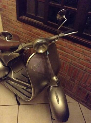 vespa m3 1961 150cc toda original - documento em dia 2018