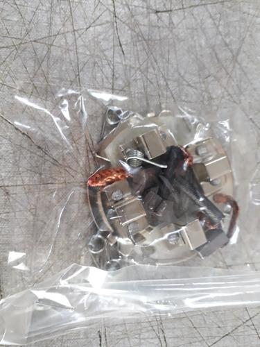 vespa px 200 mesa completa de escovas do motor de partida