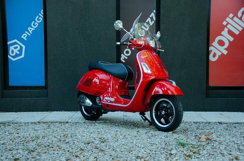 vespa scooter 300cc gts super - motoplex san isidro