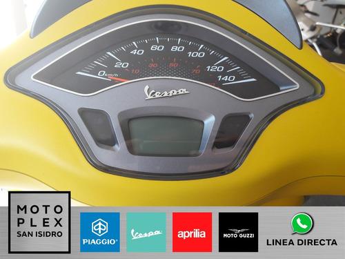 vespa sprint 150i 2017 motoplex 0km patentamiento bonificado