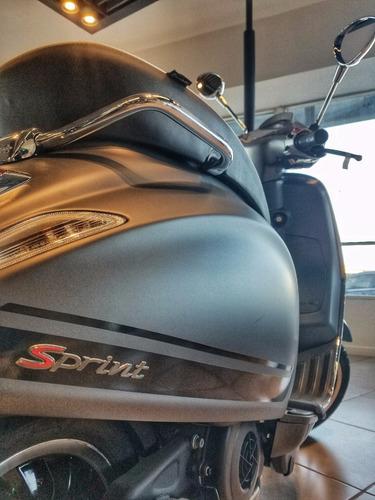 vespa super sprint  150cc abs 0km motoplex rosario disp!!!!