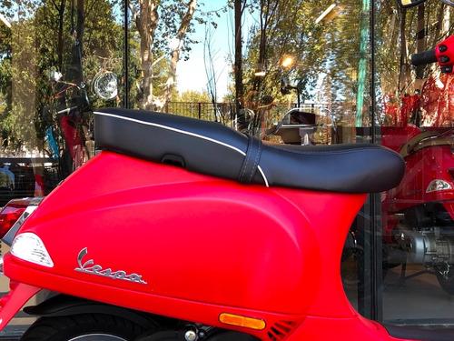 vespa sxl 150 roja - motoplex devoto no pcx no n max