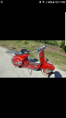 vespa vbl1 150cc 1956