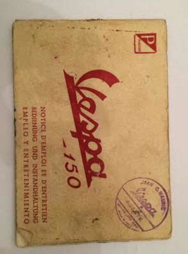 vespa vespa 150 cc 1956