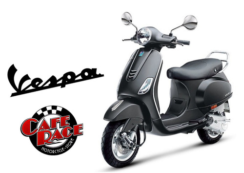 vespa vlx 150 | varios colores | financiada!
