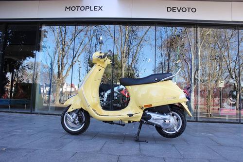 vespa vxl 150 0k amarilla motoplex