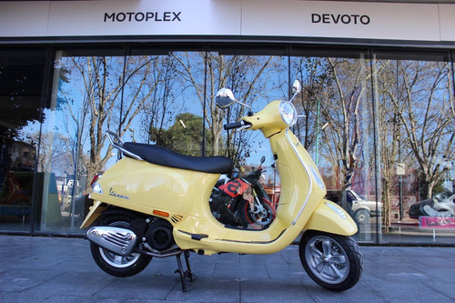 vespa vxl 150 0km amarilla motoplex