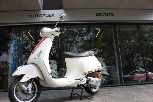 vespa vxl 150 modificada - motoplex devoto