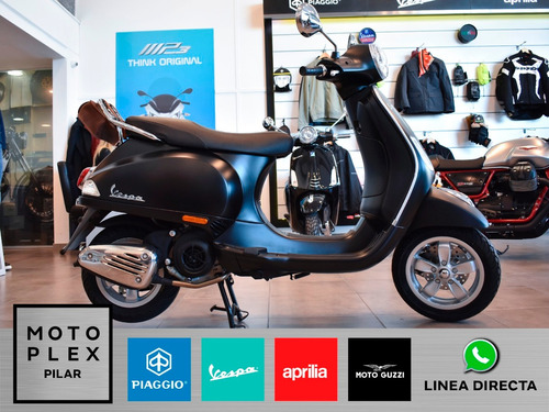 vespa vxl 150 motoplex pilar 2018 nueva 0km
