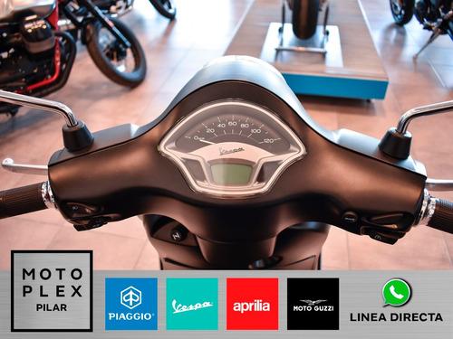 vespa vxl 150 motoplex pilar 2018 nueva