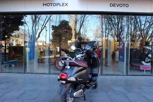 vespa vxl 150 negra 0km financiación motoplex