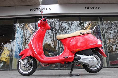 vespa vxl 150 roja motoplex devoto no yamaha nx