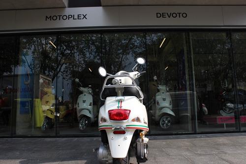 vespa vxl classic 150 0km custom motoplex devoto