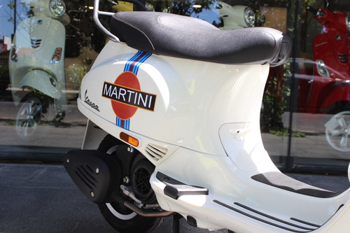 vespa vxl martini 150 0km motoplex devoto - custom