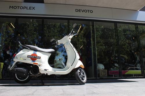 vespa vxl martini 150 0km motoplex devoto - pedido