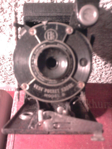 vest pocket kodak model b single lens