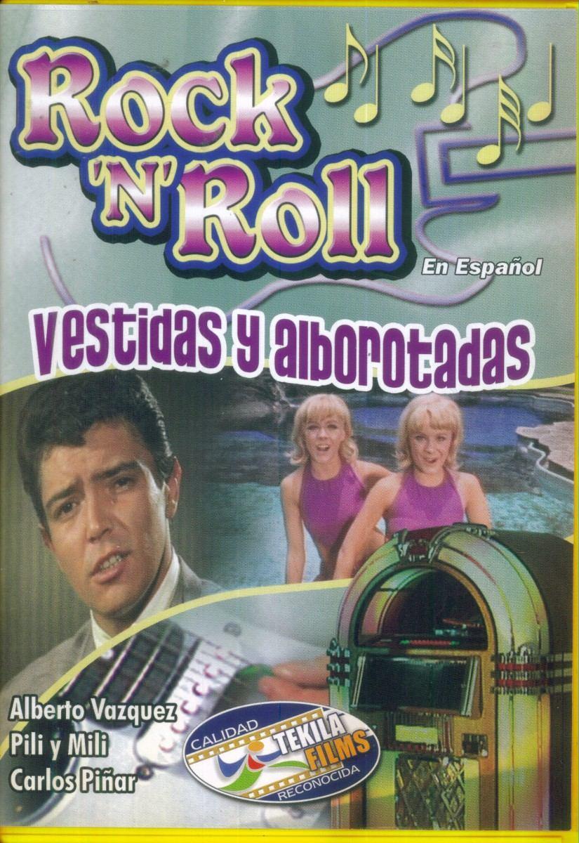 Vestidas Y Alborotadas. Pili Y Lili Y Alberto Vazquez En Dvd ...