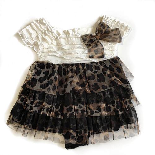vestidito de fiesta para bebe 6 a 9 meses sweatheart rose