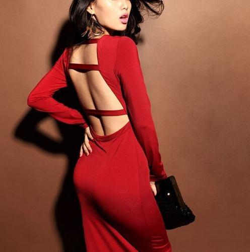 vestido 1015 importado (no chino) todas las tallas