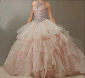 40a13558a Vestido 15 Am -falda En Vuelo-el Precio Es Por La Seña!!