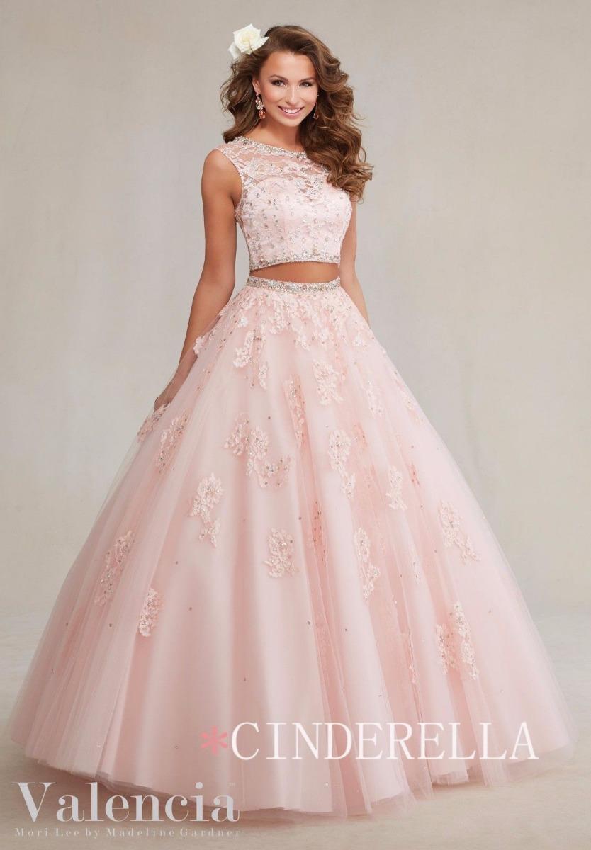 102eddd81 vestido 15 años 3 piezas importado talle 38 rosa. Cargando zoom.