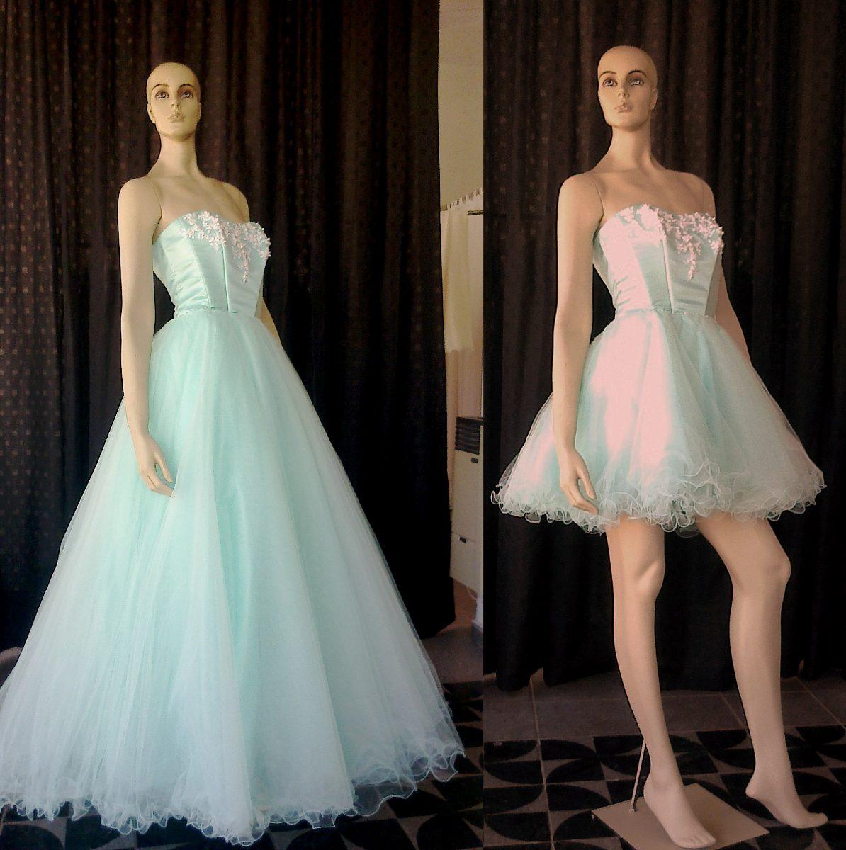 Vestidos largos 15 aСЂС–РІВ±os