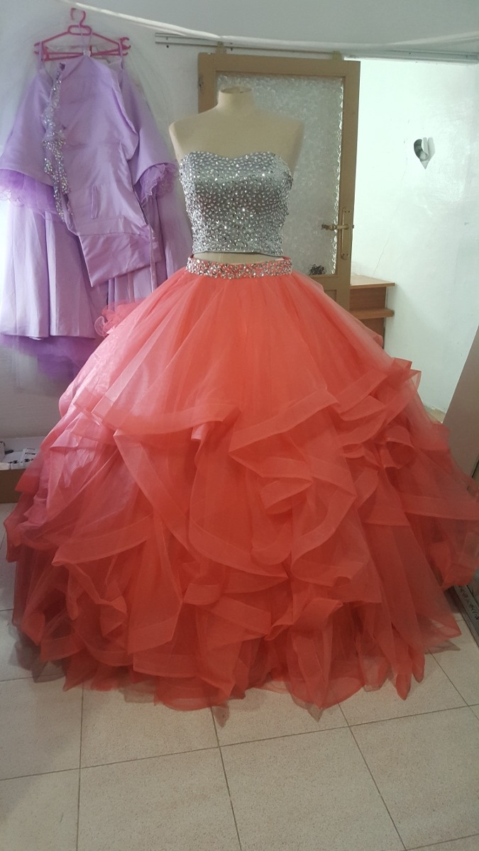 Vestido 15 Años Princesa Envio Gratis Novia Fiesta
