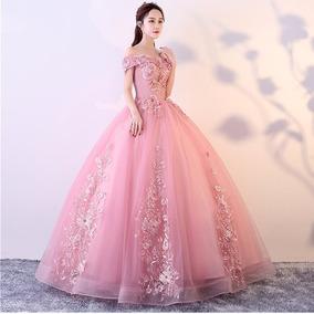 Renta Vestido De Xv Años Vestidos De Mujer De 15 Largo