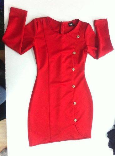 vestido 1539 importado (no chino) todas las tallas