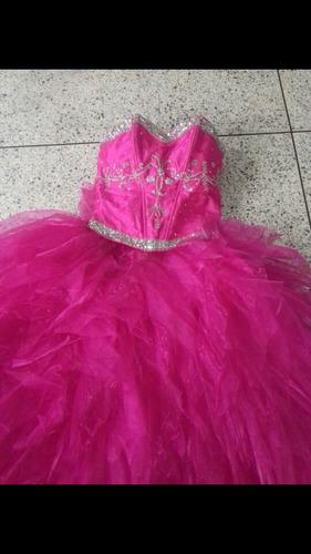 vestido 15años nuevo una noche de uso