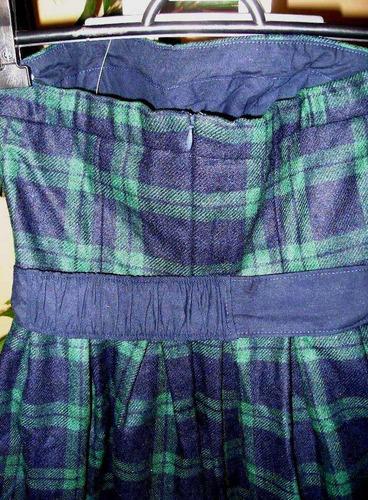 vestido abercrombie original tam: p