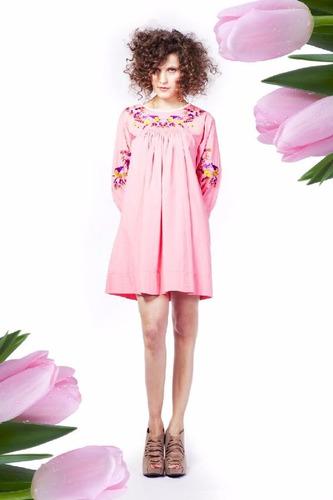 vestido adidas cool fafi dress mujer bordado