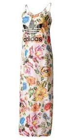 Vestido adidas Mujer Originals Floralita 4277