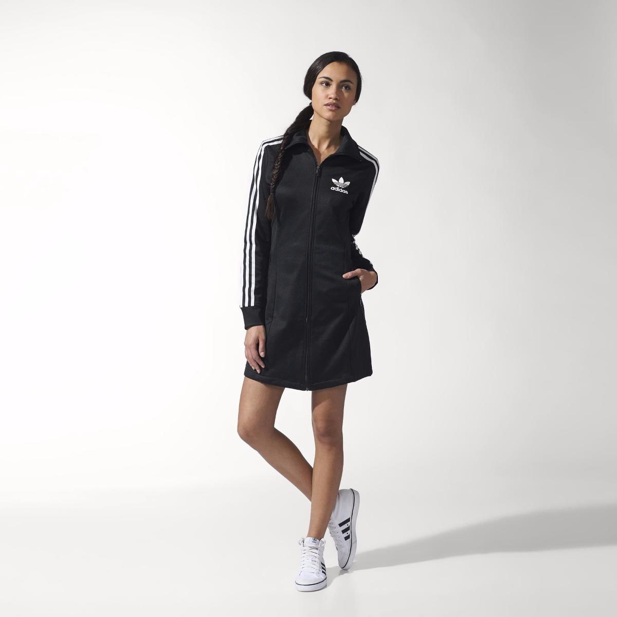 8763890d0 vestido adidas originals europa black sobretudo novo 1magnus. Carregando  zoom.