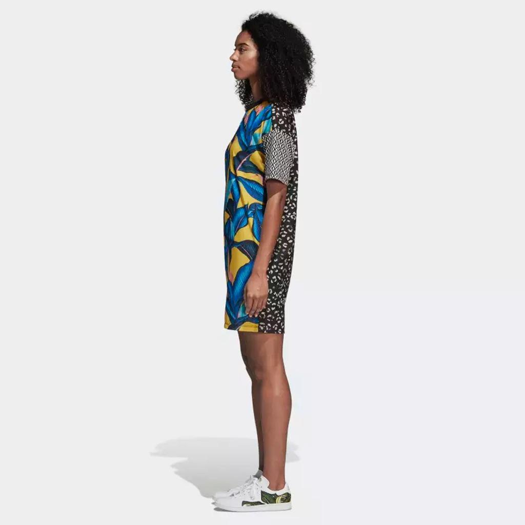 Frugal Espera un minuto eterno  Vestido adidas Originals Tee Dress Dh3057 Mujer Dh3057-dh305 ...