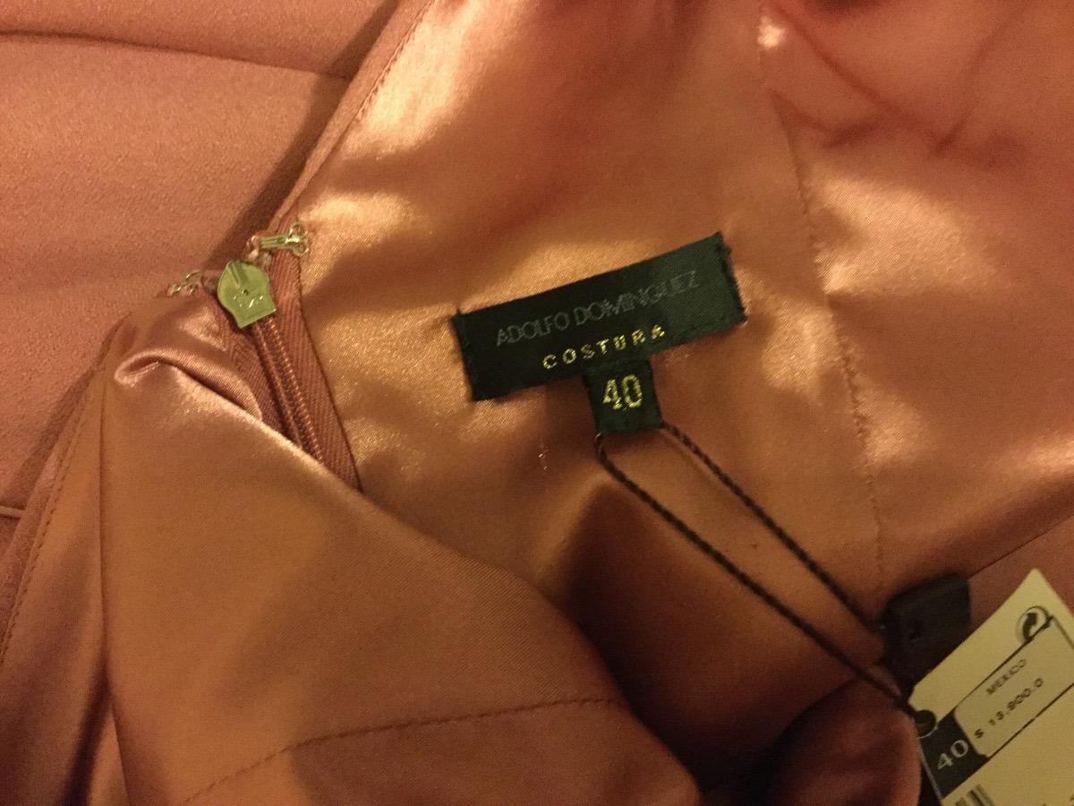68bfa1354 vestido adolfo domínguez alta costura talla 40. Cargando zoom.