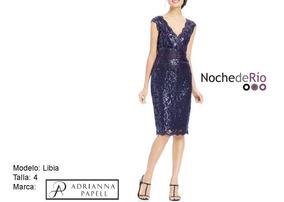 aff6695c5 Vestido Noche Adrianna Papell - Ropa