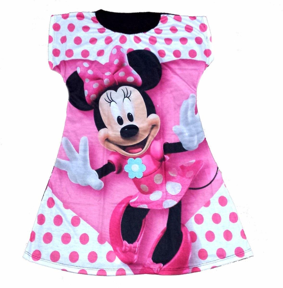 ea645c734b2 vestido adulto minnie vermelha ou rosa e mickey. Carregando zoom.