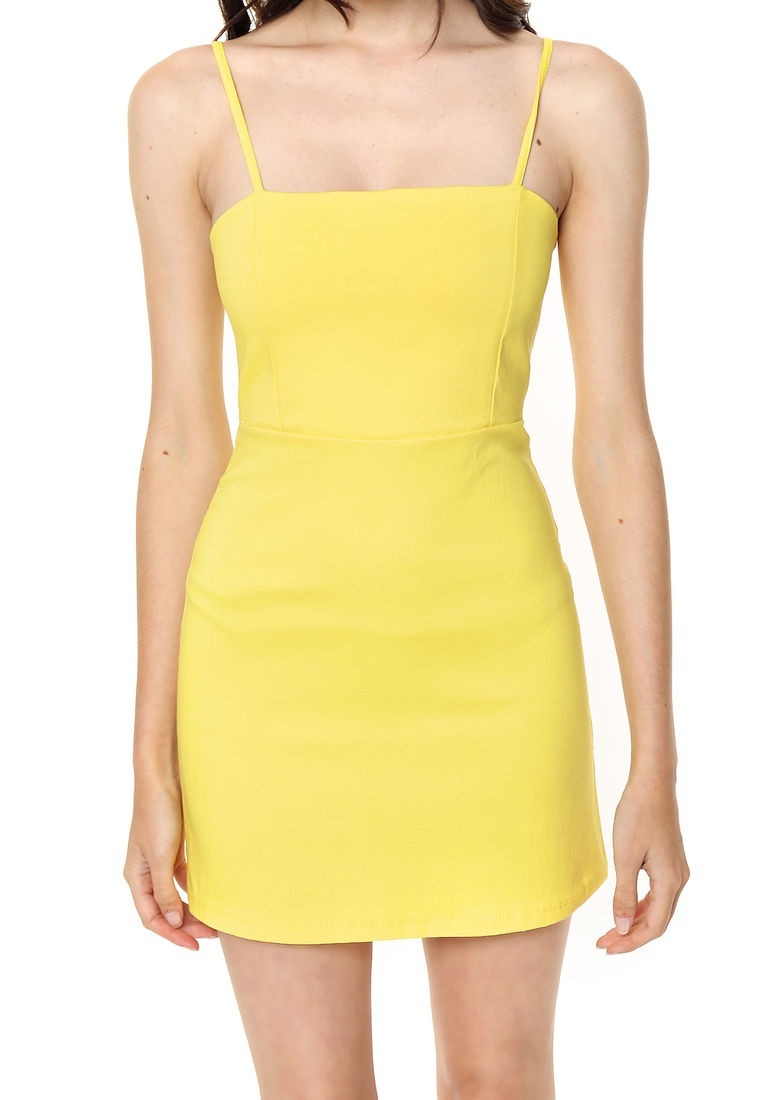 ea8caee0db6 vestido amarillo casual importado   pregunte por mayor. Cargando zoom.