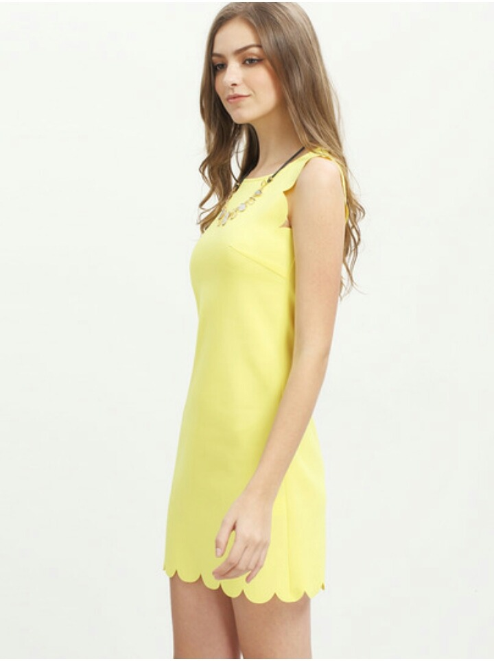 e01a52f12b8 vestido amarillo importado. Cargando zoom.